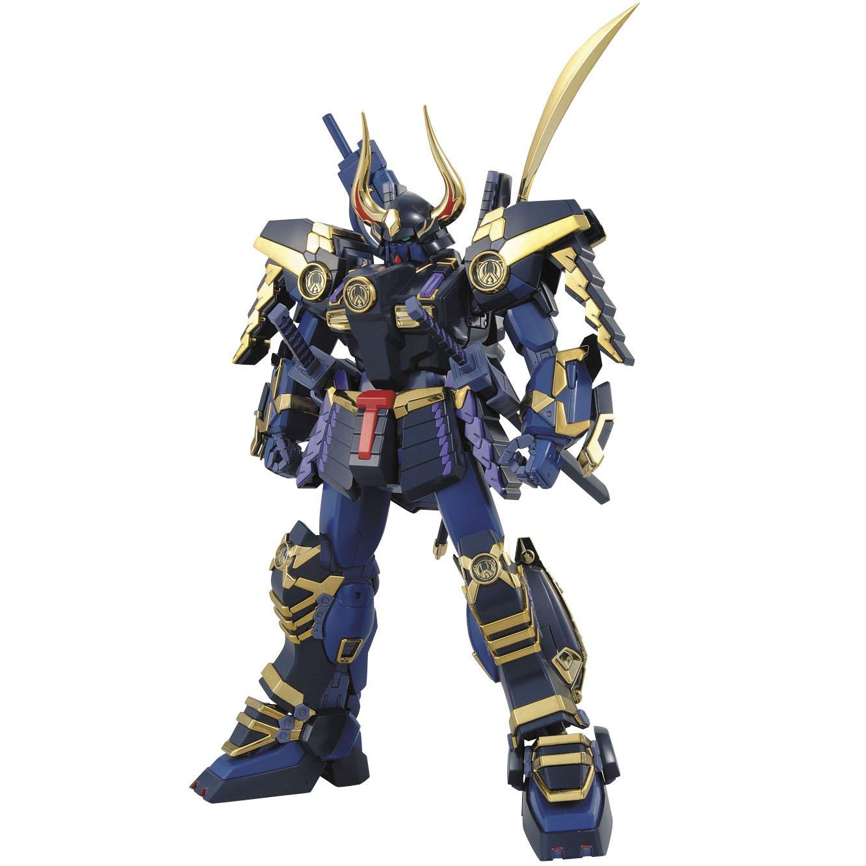 Gundam Musha Mk-II Mk2 GUNPLA MG Master Grade 1/100: Amazon.de ...