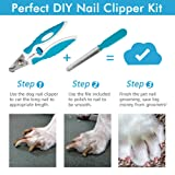 Sharp Dog Nail Clippers Trimmers with Quick