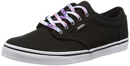 8ddf413771 Vans Atwood Low Womens - (Cosmic Galaxy Lace) Black (See Description for  Size