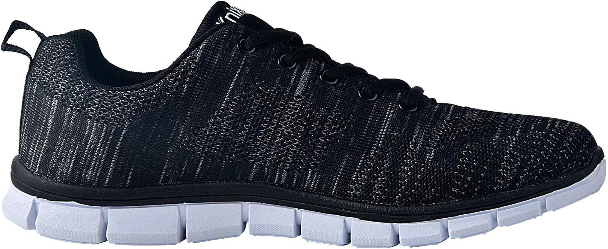 Guqi Femme Baskets de Course Chaussures de Sports Running Fitness Sneakers