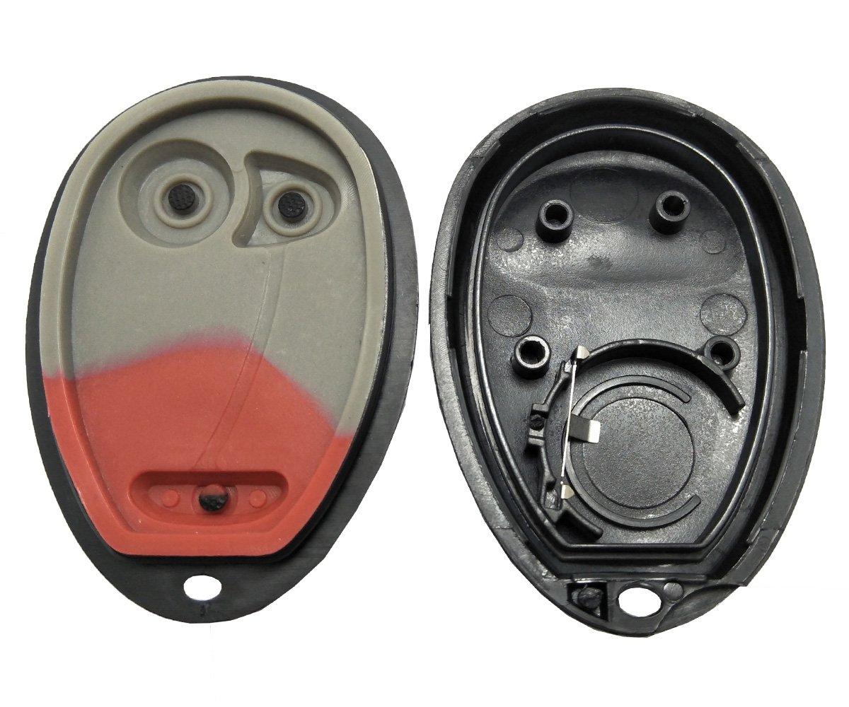 Amazon.com: Carcasa de repuesto para llave Chevrolet ...