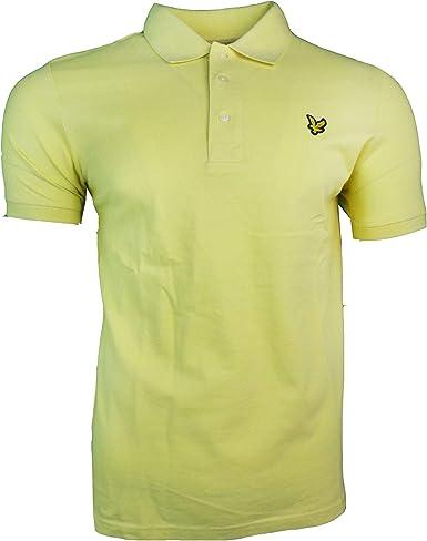 Camisa De Polo Lyle and Scott Vintage XL Vanilla: Amazon.es: Ropa ...