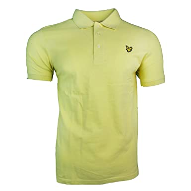 Camisa De Polo Lyle and Scott Vintage XL Vanilla: Amazon.es: Ropa ...