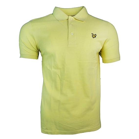 Camisa De Polo Lyle and Scott Vintage M Vanilla: Amazon.es: Ropa y ...