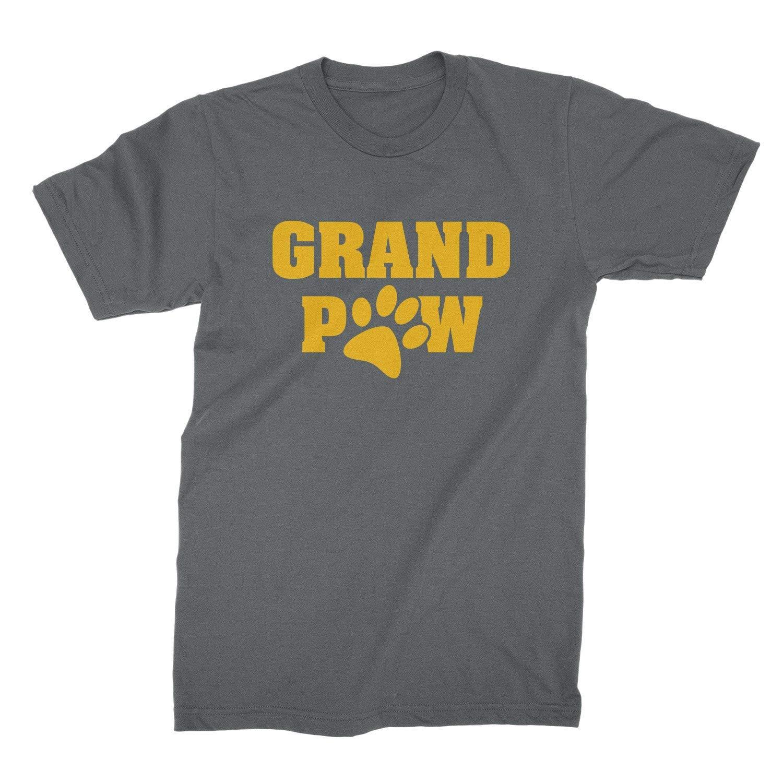 Grand Paw Tshirt Dog Grandpa Shirt Best Dog Grandpa Shirt