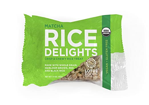 Lotus Foods - Delfines de arroz orgánico, coco de chocolate ...