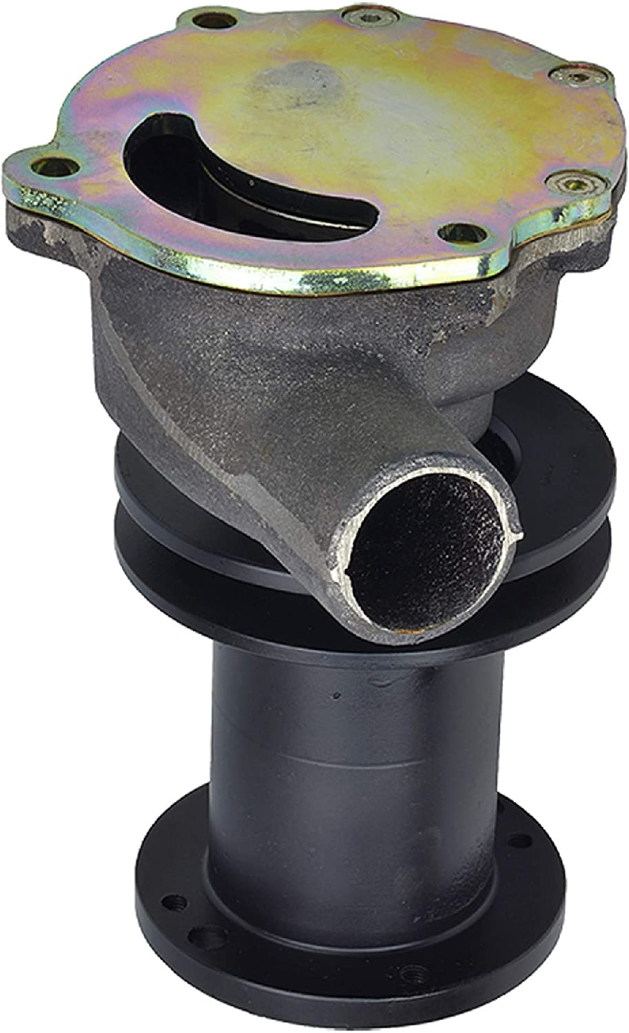 Complete Tractor New 1106-6209 Water Pump Compatible with//Replacement for Ford Holland Cdpn8501C