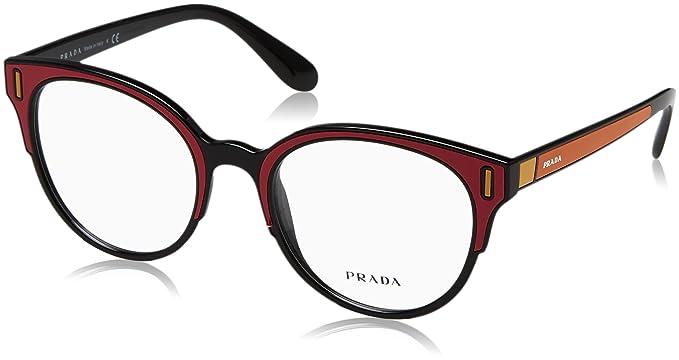 Lunettes de Vue Prada PRADA SPECIAL PROJECT PR 08UV BLACK FUCHSIA femme 93ce4f39cb87