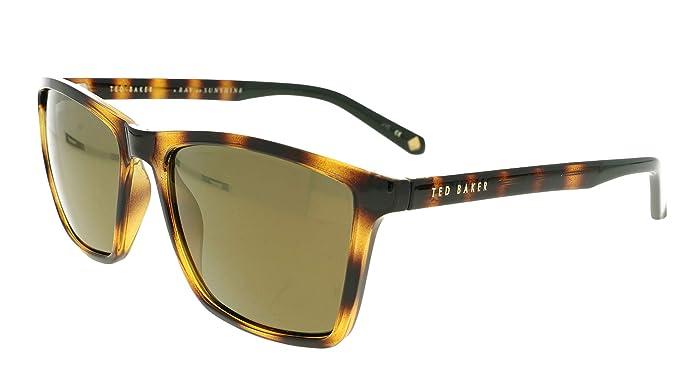 Ted Baker - Gafas de sol - para hombre 183 56: Amazon.es ...