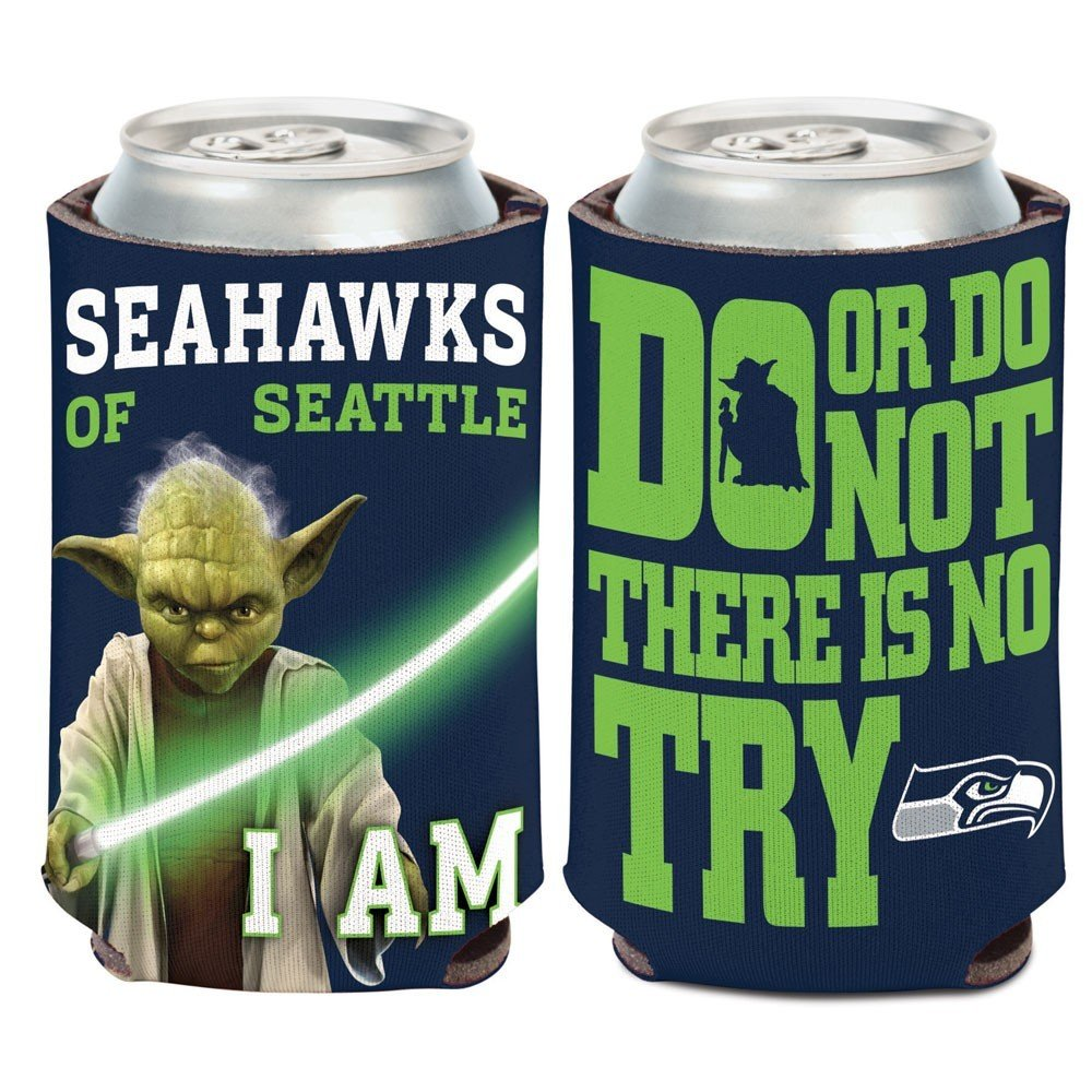 Amazon.com   Wincraft NFL Star Wars Yoda 12 Ounce Can Coozie (Arizona  Cardinals)   Sports   Outdoors aa91ccee0