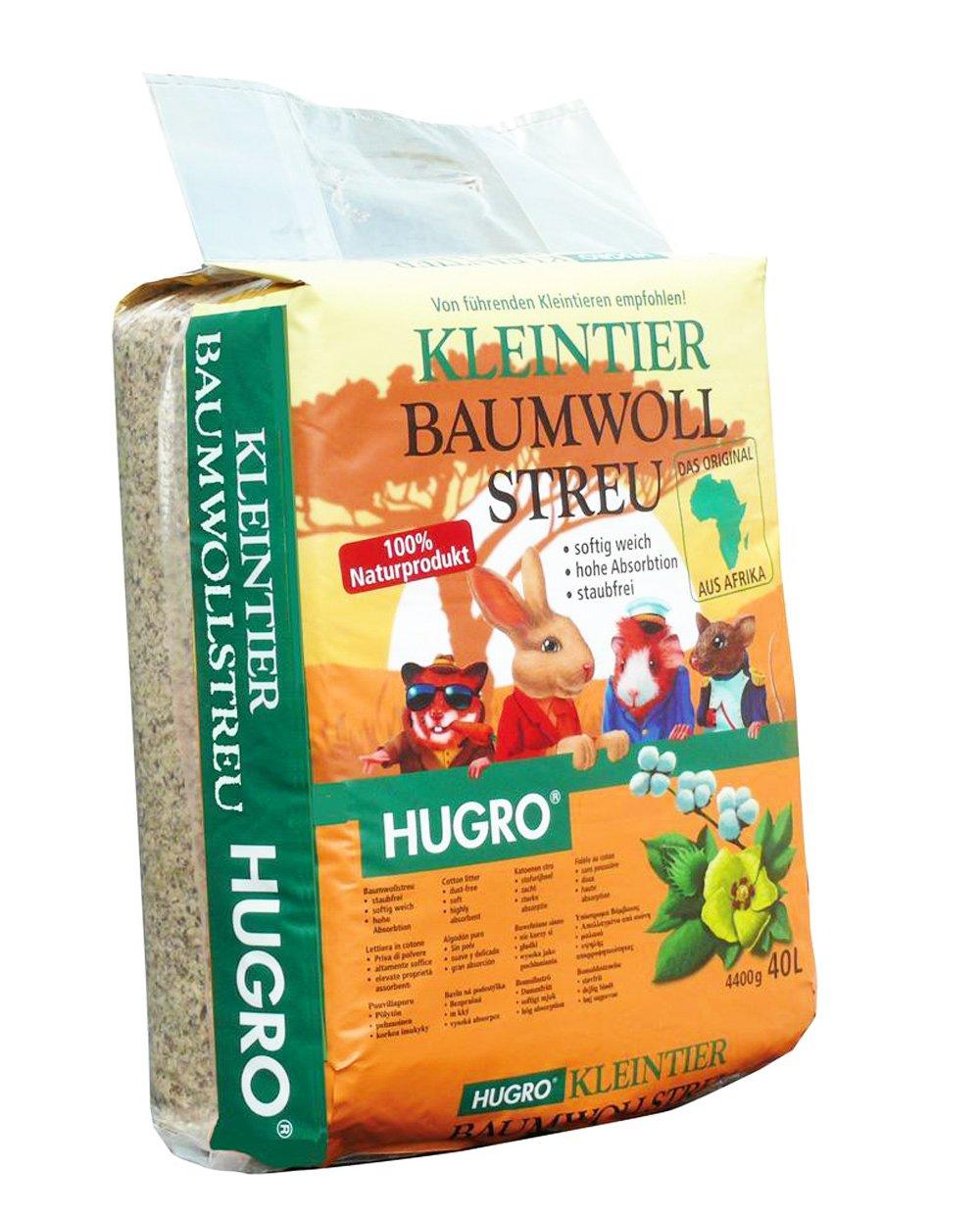 Hugro Litière en coton naturel H09840