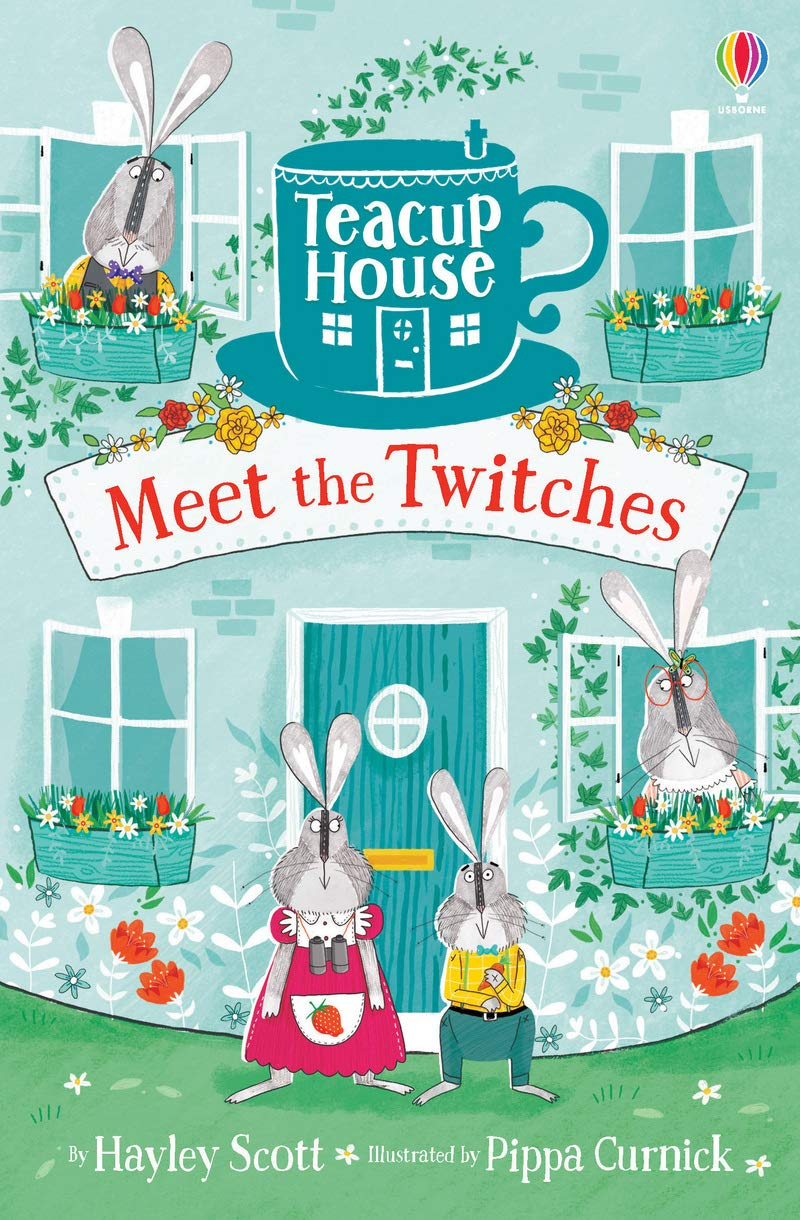 Meet the Twitches (Teacup House #1): Amazon.co.uk: Hayley Scott ...