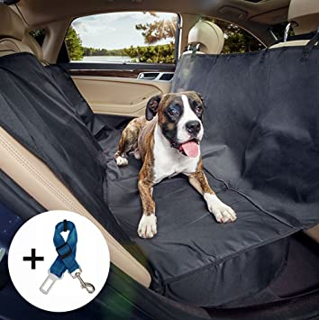Waterproof Dog Car Seat Cover By DuraPaw