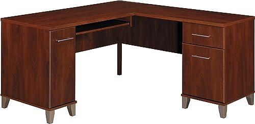 Bush Furniture WC81730 L Shaped Desk