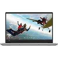 Lenovo Ideapad 81F500F-WAX Laptop, Intel Core i7-8550U, 15.6 Inch, 1TB HDD + 128GB SSD, 12GB RAM, 4 GB, Windows 10, Eng-Ara KB, Grey