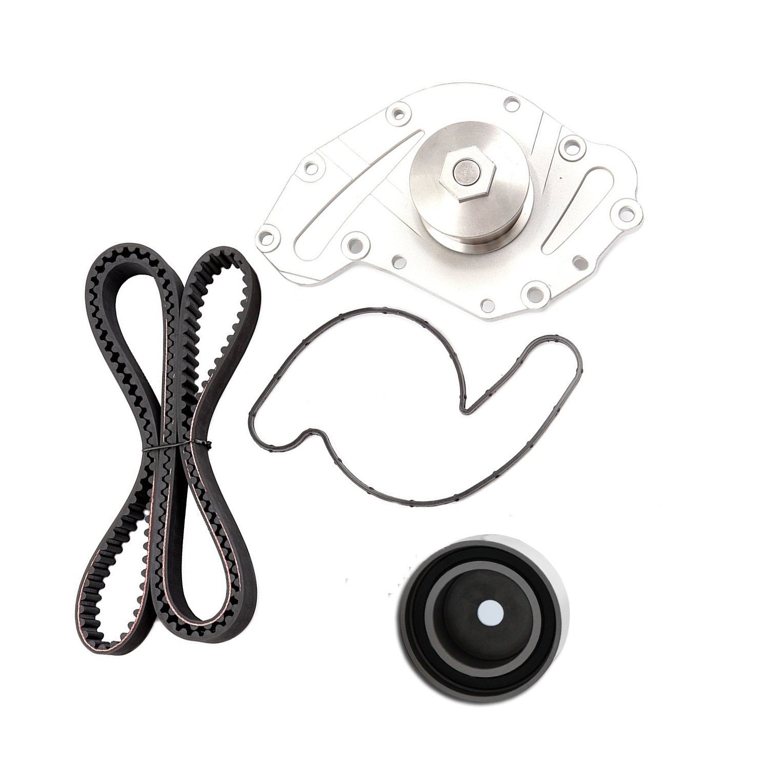 Timing Belt 2007 Chrysler 300 Touring Water Pump Kit Fit 2005 2010 Dodge Volkswagen 35l 40l V6 Sohc Automotive