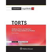 Casenote Legal Briefs: Torts, Keyed to Goldberg, Sebok, and Ziprusky