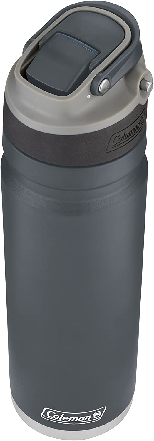 Coleman Switch AUTOSPOUT Insulated Stainless Steel Water Bottle