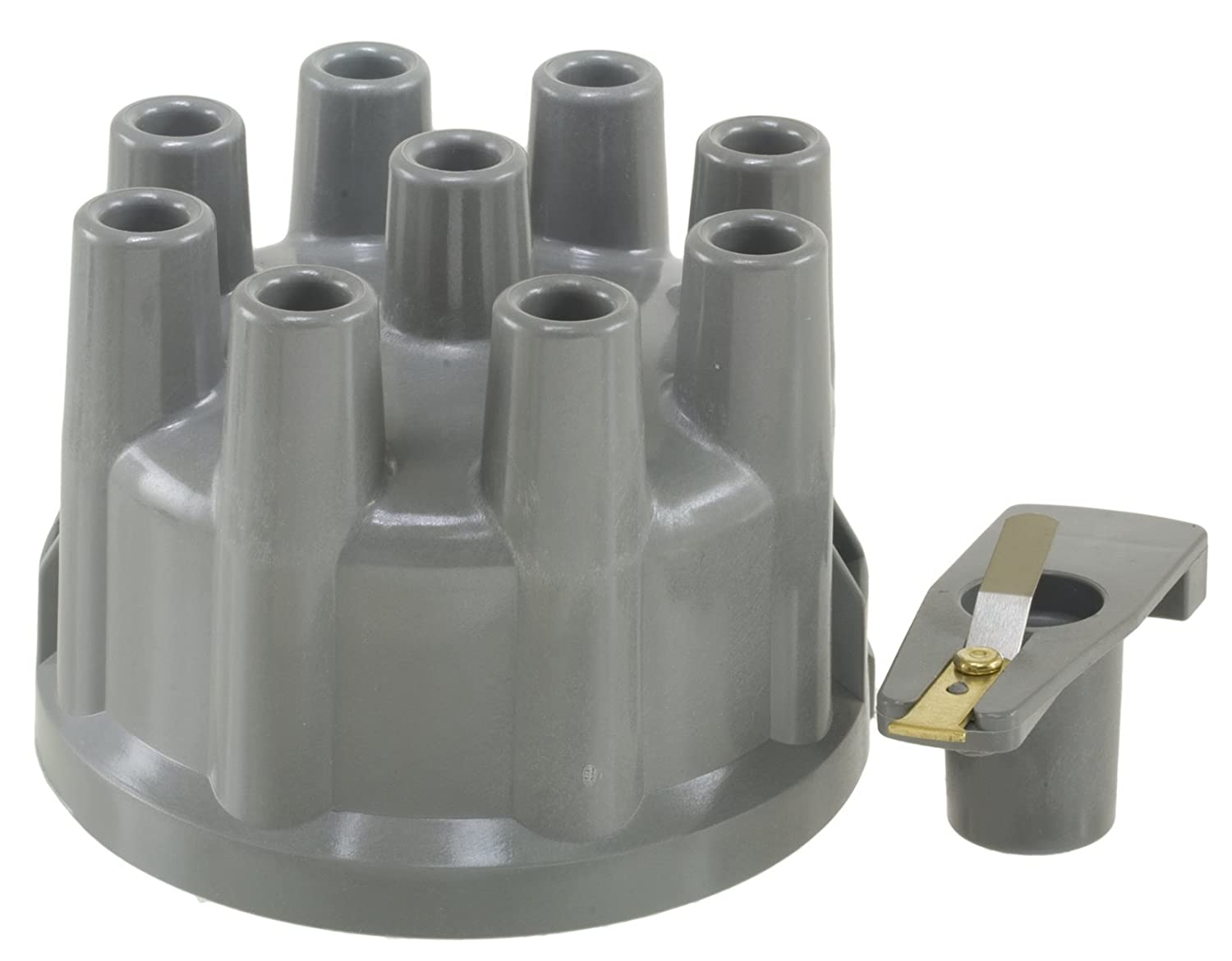 WVE by NTK 3D1021 Distributor Cap and Rotor Kit
