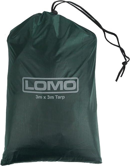 Lomo Bushcraft Bivi Basha – Lona impermeable para tiendas de ...