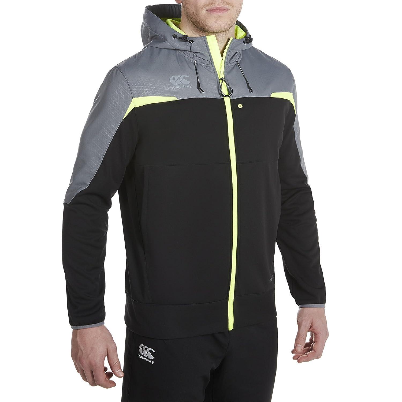 Canterbury Men's Thermoreg Full Zip Hoody: Amazon.co.uk: Sports & Outdoors
