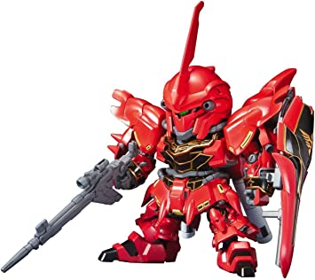 367 BANDAI NZ-666 Kshatriya GUNPLA SD Gundam BB Senshi Vol