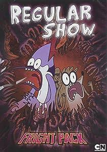 Cartoon Network: Regular Show - Fright Pack (Vol. 4)