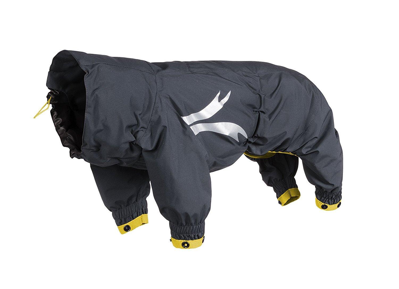 Hurtta Slush-Kampfanzug für Haustiere, granitfarben A.C. Kerman - Pet Products HU931359