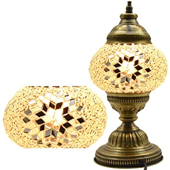 High Quality Mosaic Table Lamp,Lamp Shade,Turkish Lamp,Moroccan Lamp