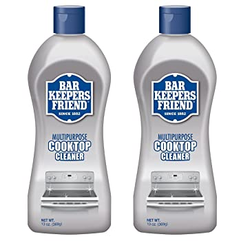 Bar Keepers Friend 13 Oz Multipurpose Stovetop Cleaner