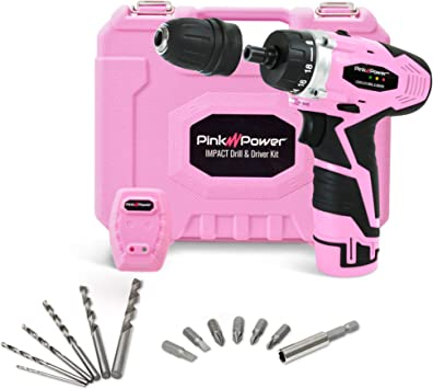 Pink Power PP121ID Power Drills product image 1