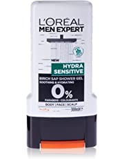 L'OREAL PARIS Men Expert Hydra Sensitive Shower Gel