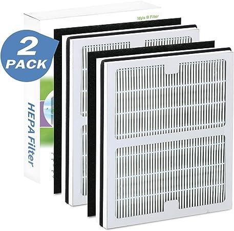 Filtro de purificador de aire de repuesto Idylis, compatible con ...