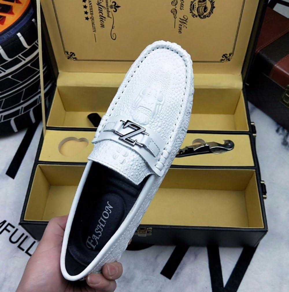 HAOYUXIANG Los zapatos de guisantes de moda forman los zapatos de ...