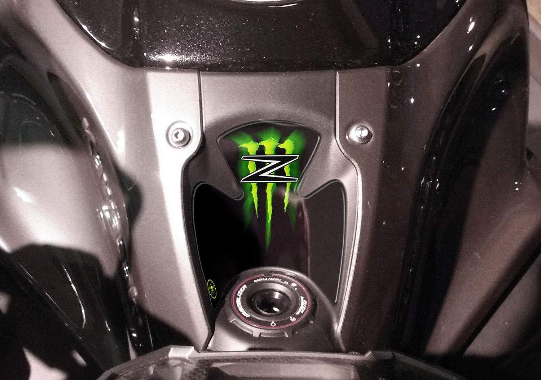 Protection Gel Area Key Ignition Compatible Motorcycle Kawasaki Z900 Naked