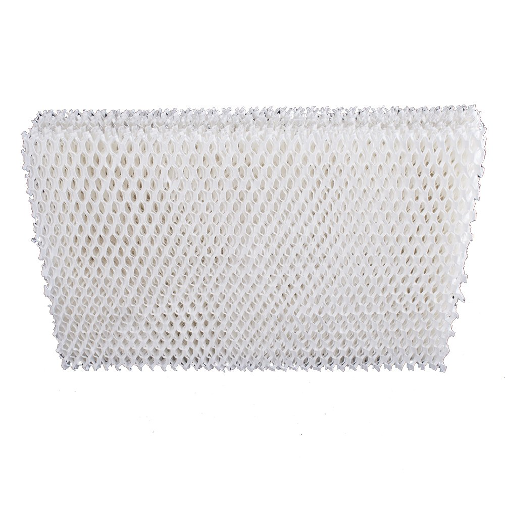 BestAir L8, Lasko Cascade Replacement, Paper Wick Humidifier Filter, 8.5'' x 2'' x 12.6'', 6 pack