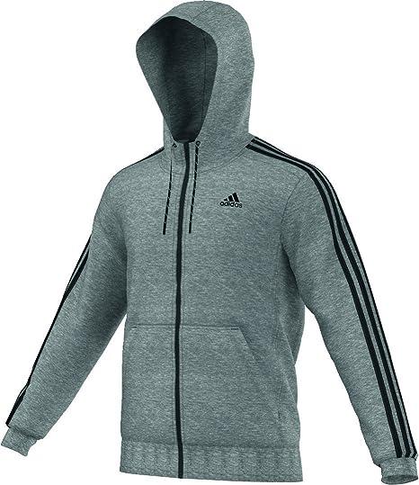 Capucha Adidas Para Gris The Chaqueta Con Hoodie Essentials Hombre x6XXqvYr