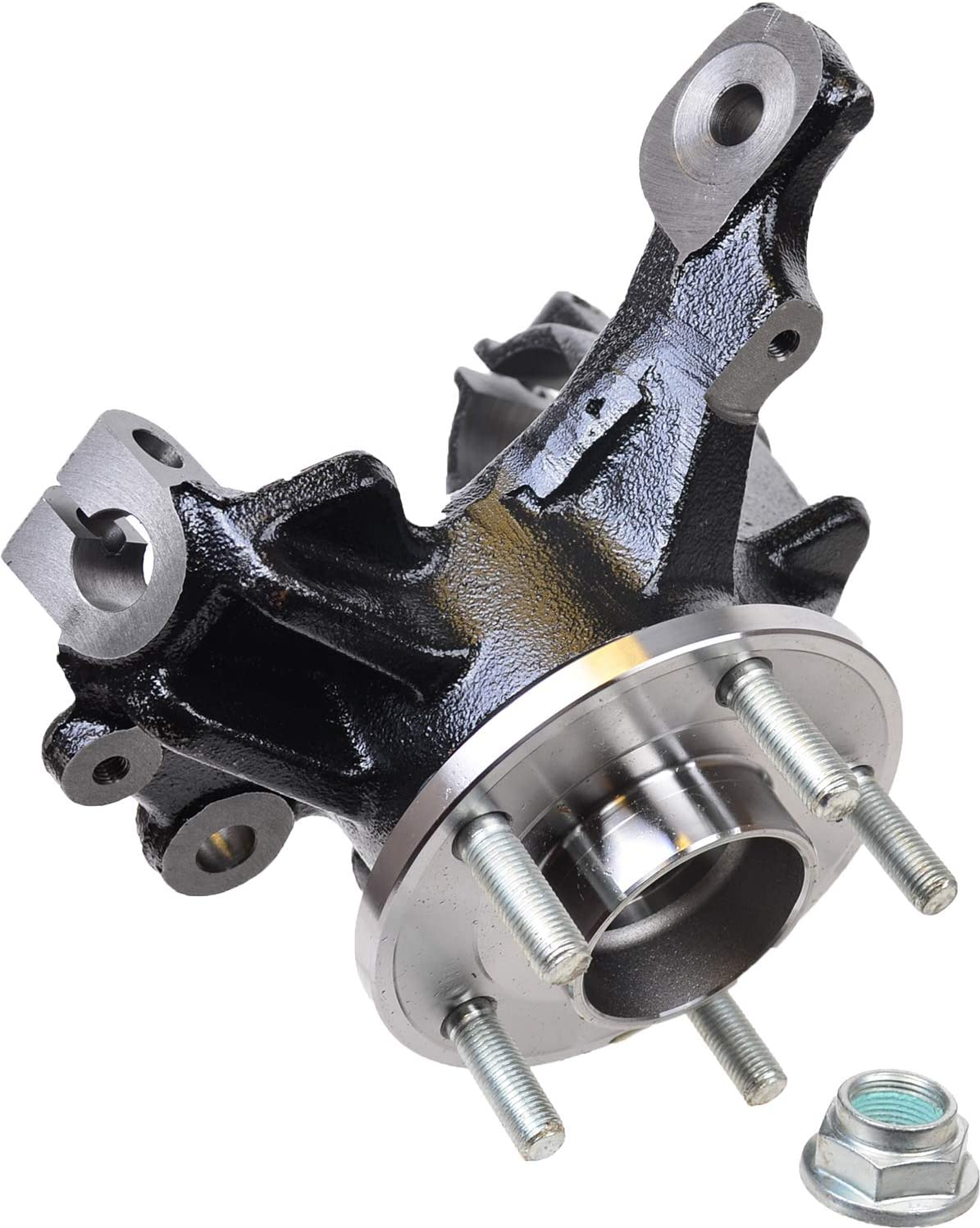 Knuckle Assembly