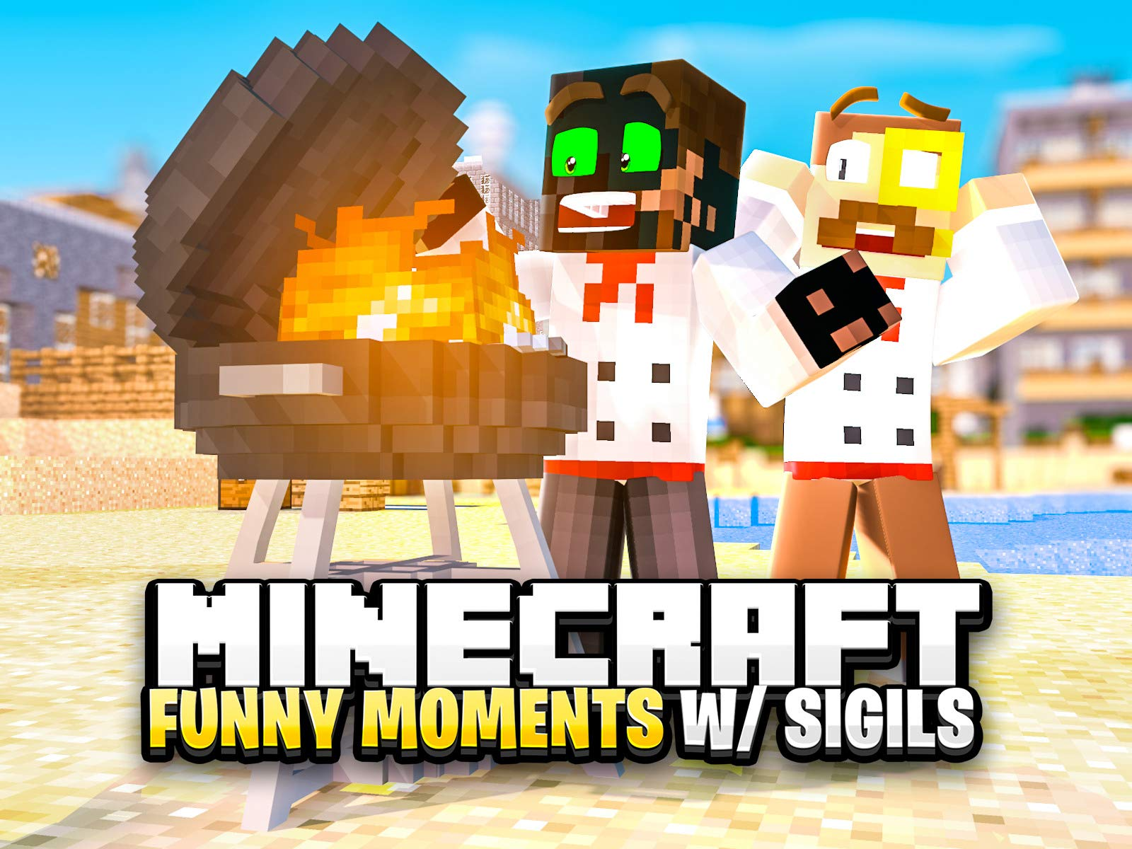 Clip: Funny Moments Minecraft (Sigils) on Amazon Prime Video UK