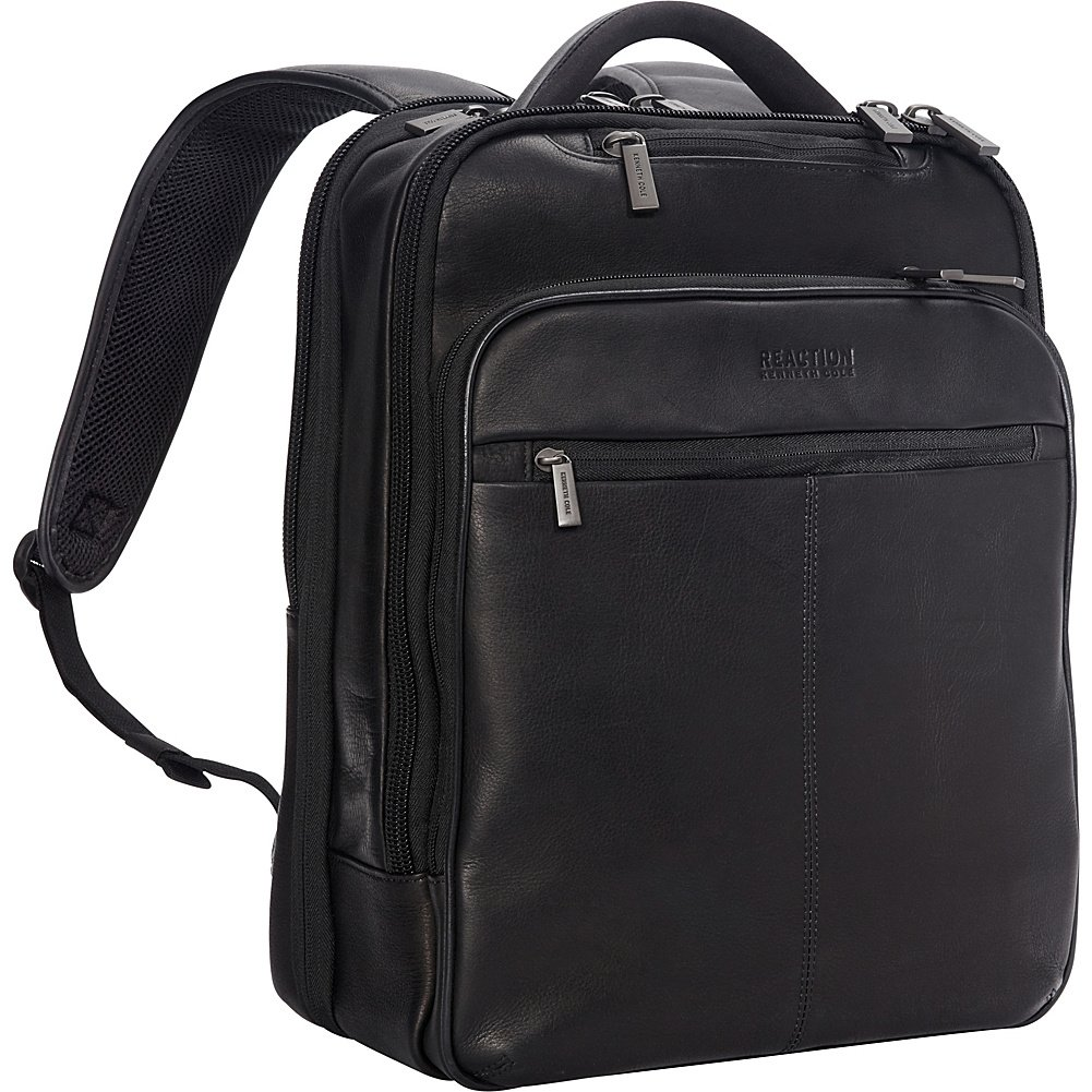 Kenneth Cole Reaction The Manhattan 16'' Colombian Leather Slim RFID Laptop