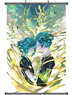 Amazon com: MXDZA Japanese Anime Land of The Lustrous Fabric