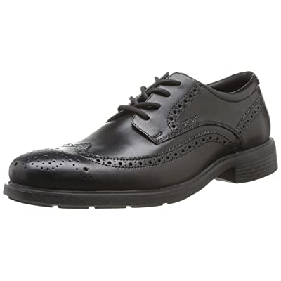 Geox Men's U Dublin 4 Oxford Shoe | Oxfords
