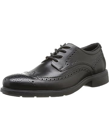 Black Friday Geox U Dublin A amazon shoes neri Elegante
