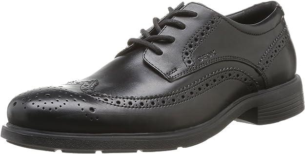 TALLA 43 EU Ancho. Geox U Dublin B, Zapatos de Vestir Hombre, 47 EU