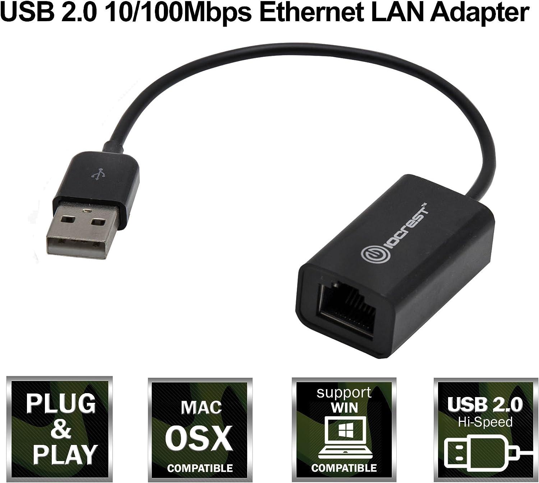 USB Adattatore LAN rj45 con #k814 seguito