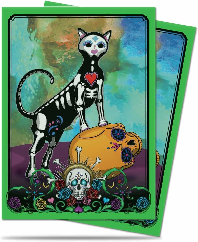 Freizeit Ultra Pro 84948/ /Dia De Los Muertos Cat Protector Game Amigo Spiel