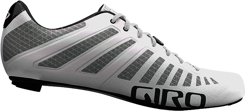 Giro Empire SLX Triathlon/Aero-Rennrad - Zapatillas para Hombre, Hombre, Zapatillas de triatlón/aerórico, Blanco Cristiano, 41 UE: Amazon.es: Deportes y aire libre