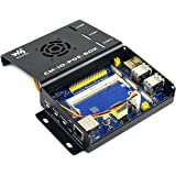Waveshare Mini-Computer Add-ons Based on Raspberry Pi Compute Module CM3 / CM3L / CM3+ / CM3+L Comes with PoE Expansion…