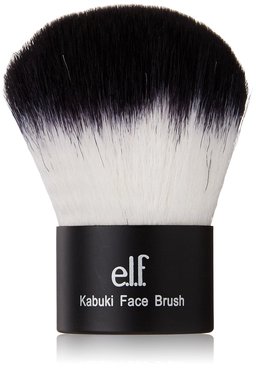 e.l.f. Studio kabuki face brush JA Cosmetics hfs-koi-zk-a4198