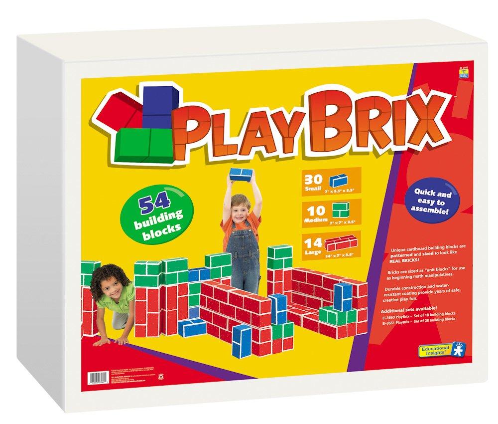 Educational Insights Playbrix (Set of 54)